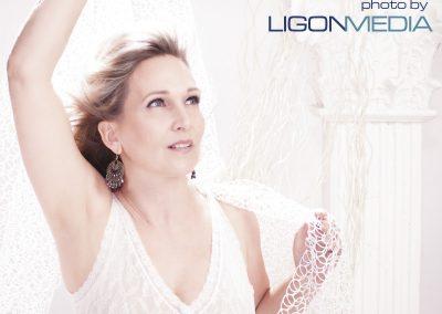Model: Leslie Goodman.